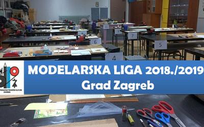 Modelarska liga Zagreb logo