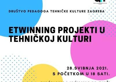eTwinning projekti u TK
